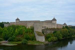 DSC_2514 Fästningen Ivangorod
